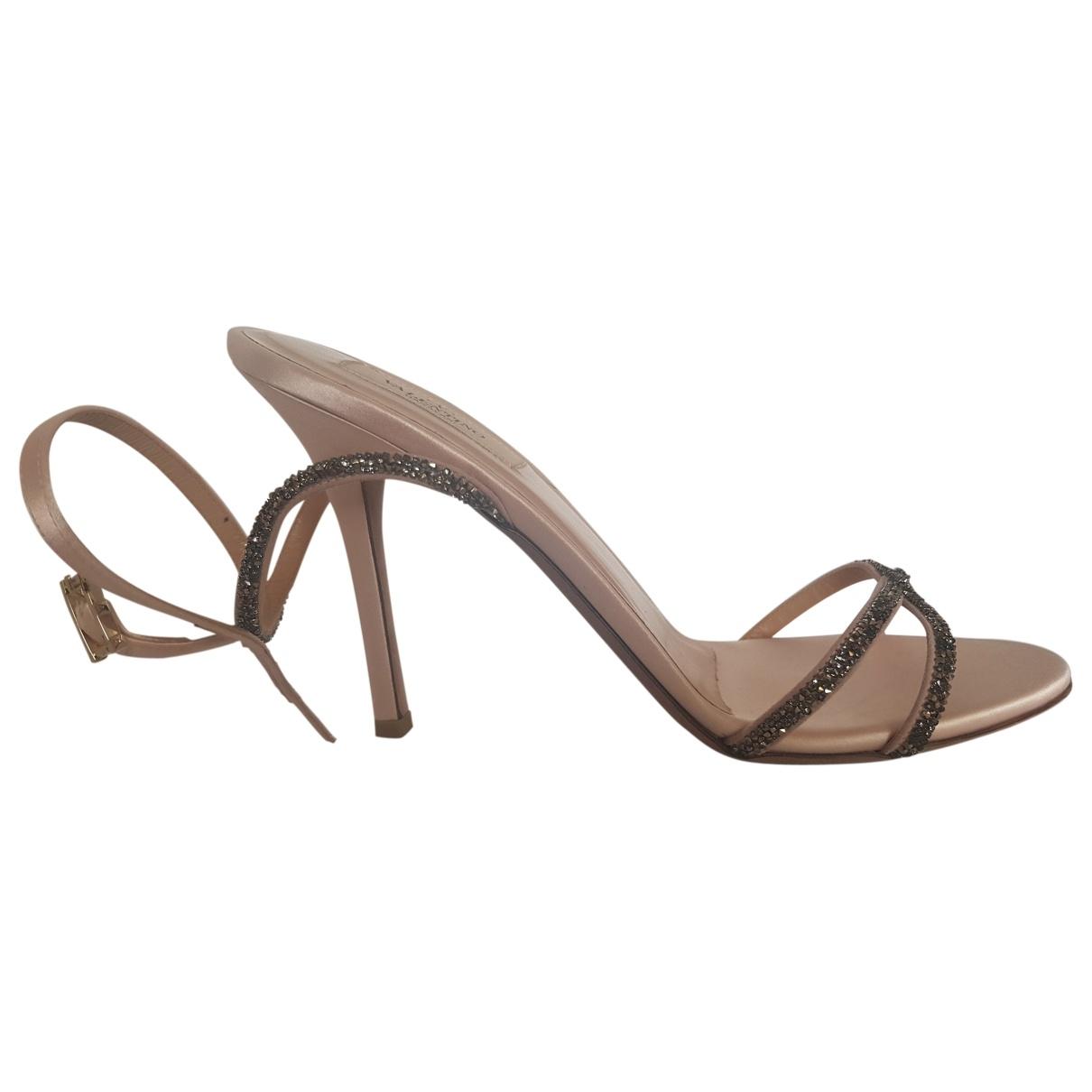 Sandalias de Con lentejuelas Valentino Garavani