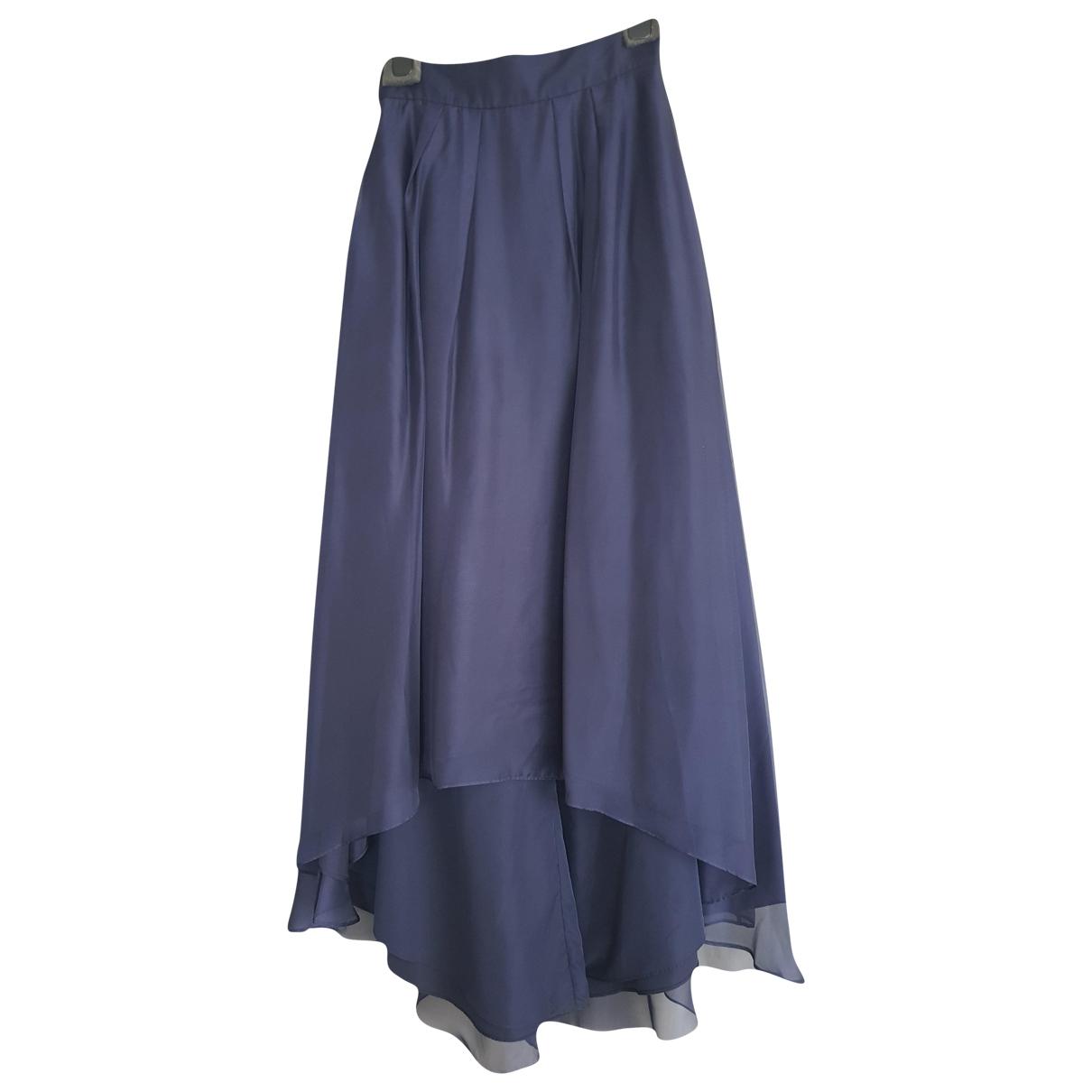 Coast \N Navy skirt for Women 10 UK