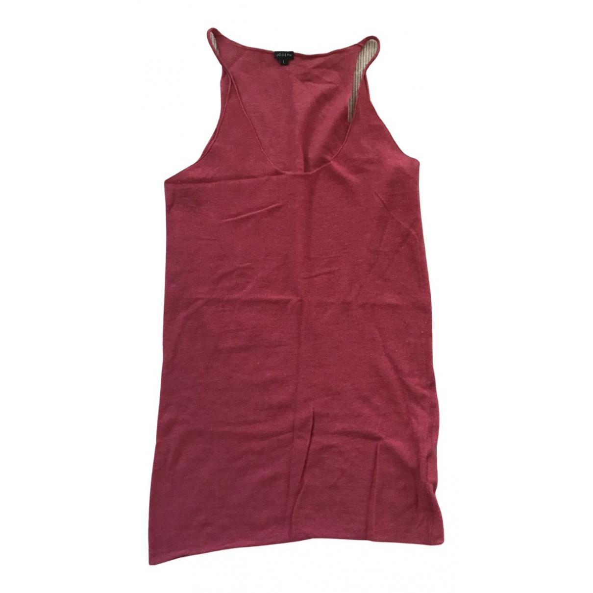 Joseph N Pink Cashmere  top for Women L International