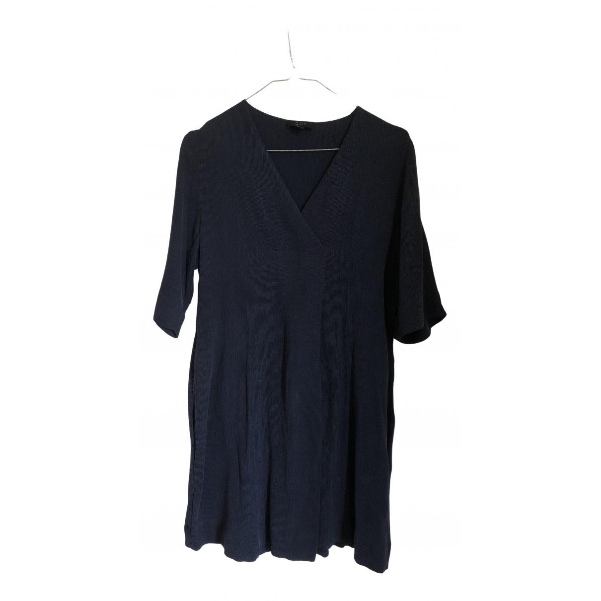 Cos N Blue Cotton dress for Women 34 FR