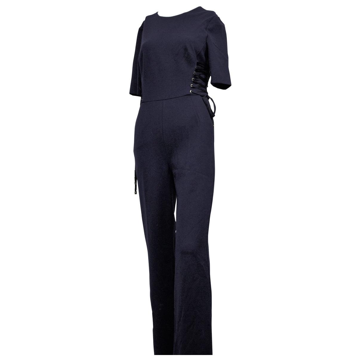 Escada \N Blue jumpsuit for Women 36 FR