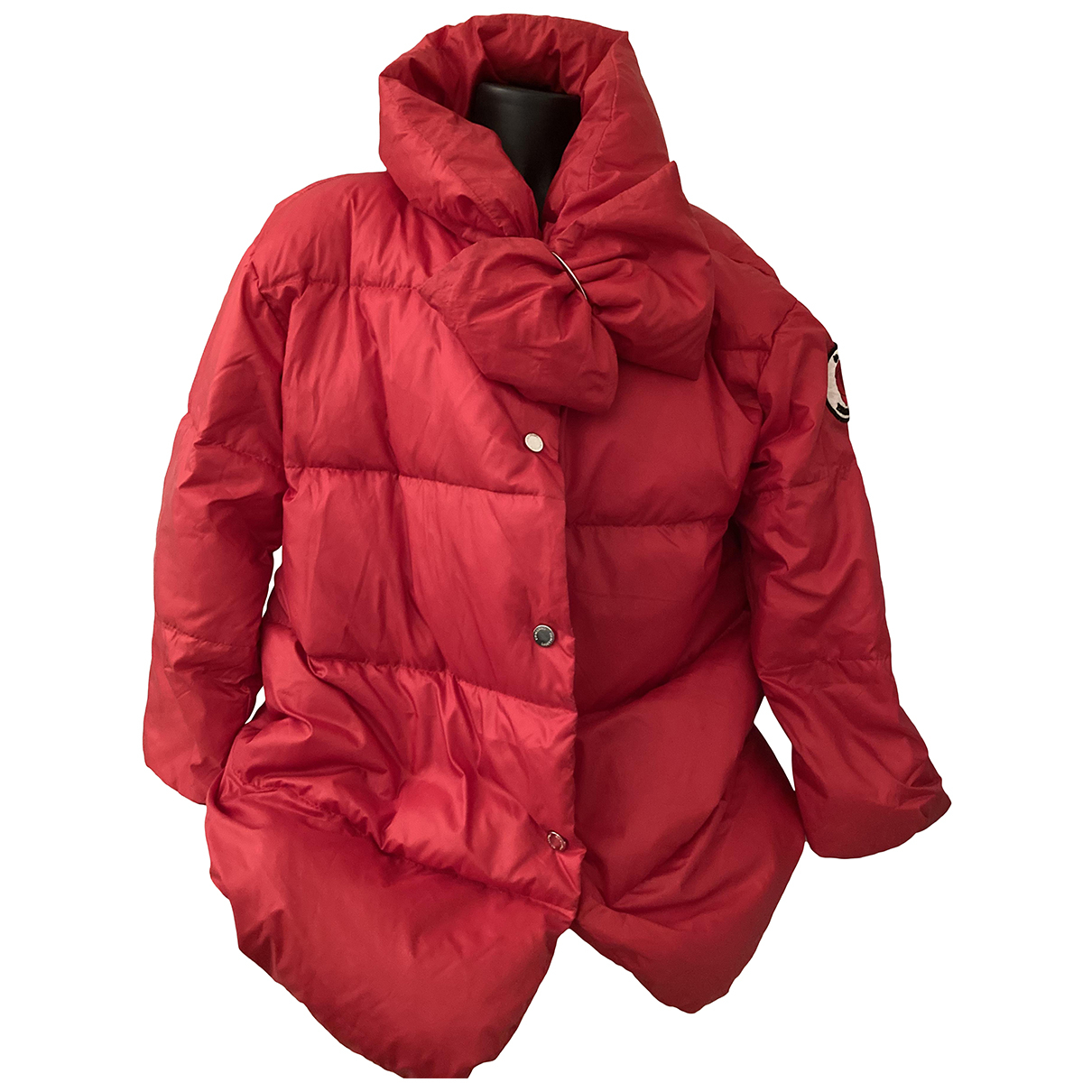 Ermanno Scervino N Red jacket for Women 40 FR