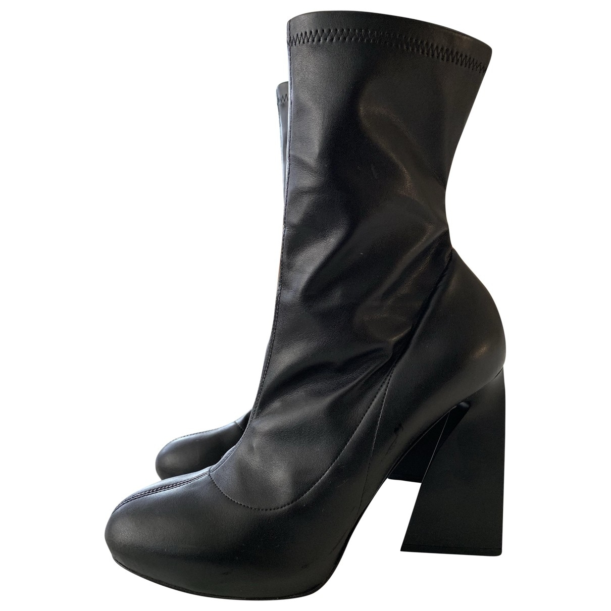 Botas de Lona Stella Mccartney