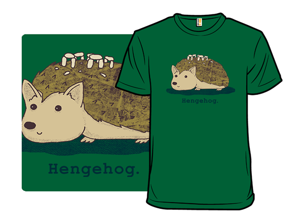 Hengehog T Shirt