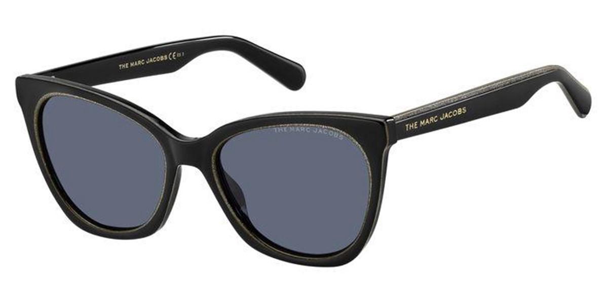 Marc Jacobs MARC 500/S NS8/IR Men's Sunglasses Black Size 54