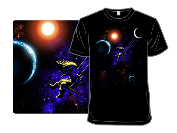 Space Swing T Shirt