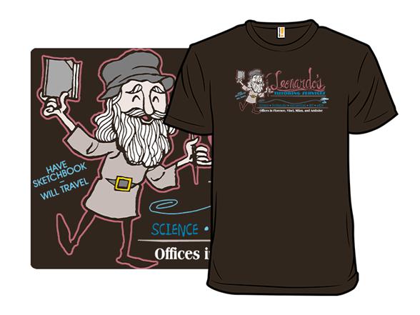 Leonardo's T Shirt