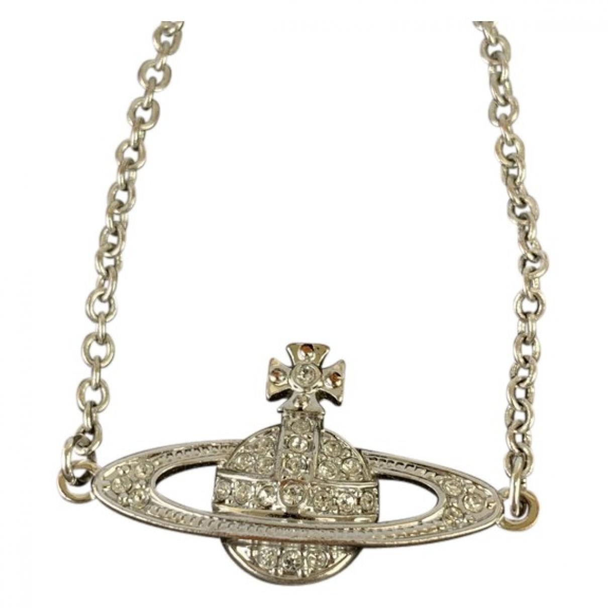 Vivienne Westwood - Bracelet   pour femme en metal - argente