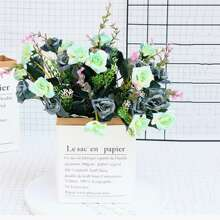 1branch Artificial Flower Without Vase