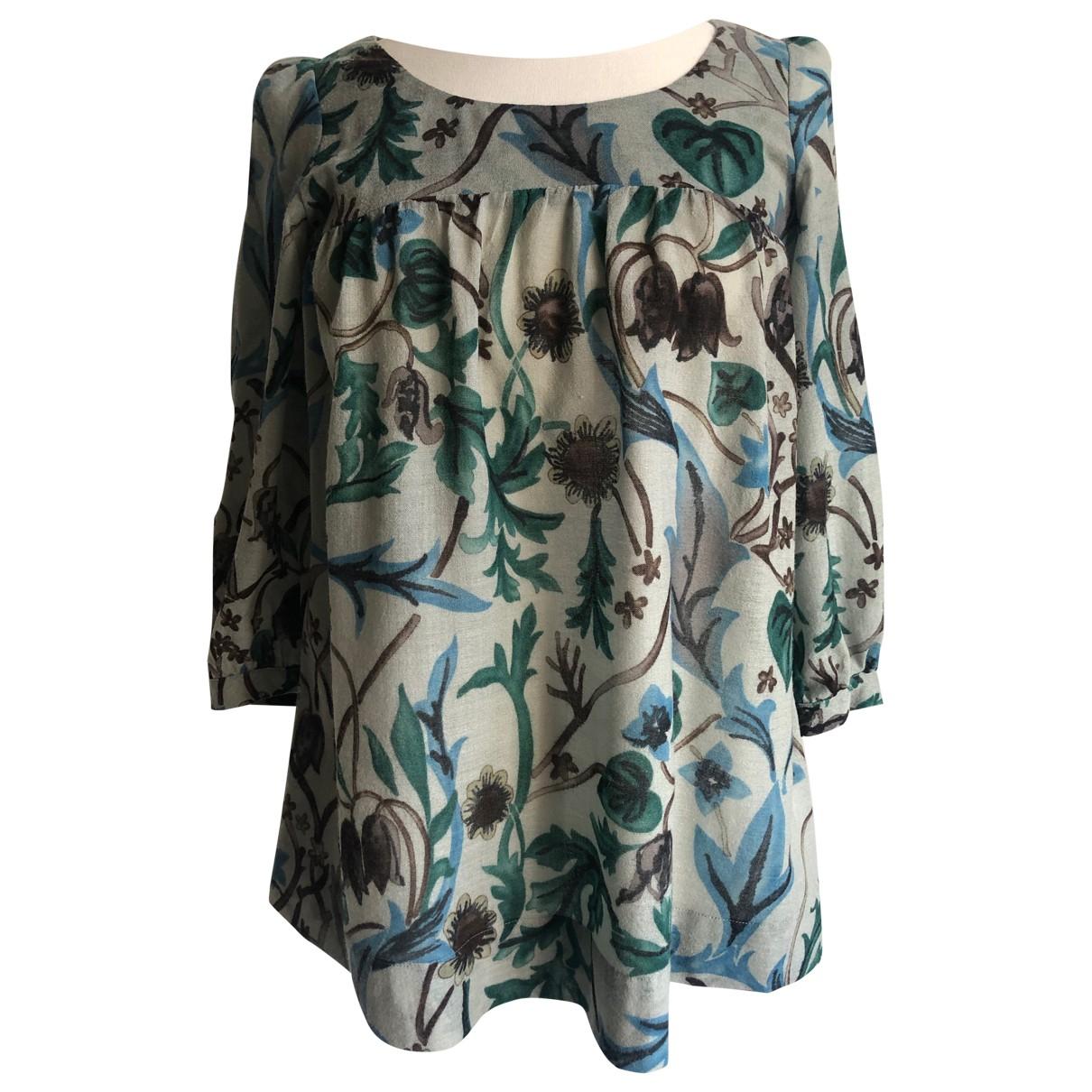 Jigsaw \N Multicolour Wool  top for Women 10 UK
