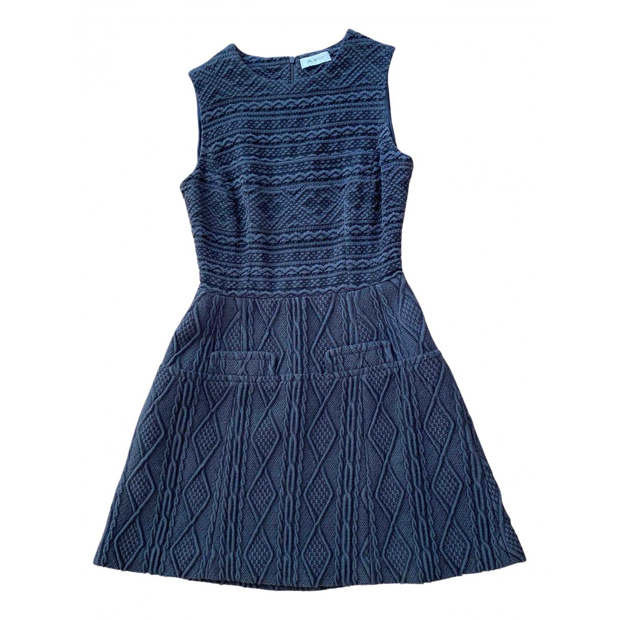 Ailanto N Grey Wool dress for Women 38 FR