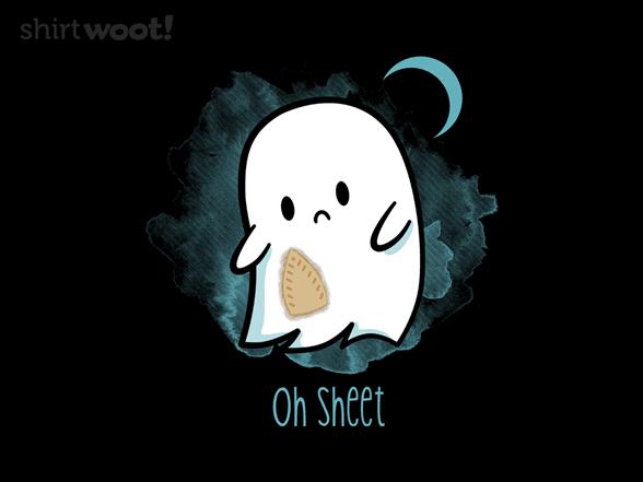 Oh Sheet T Shirt