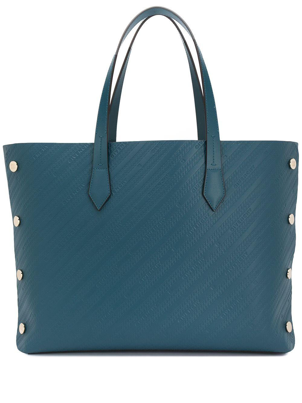 Bond Leather Shopper Bag
