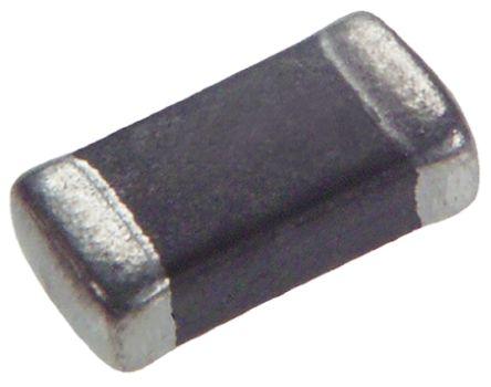 Murata LQM2HP_GC Series 4.7 μH ±20% Ferrite Multilayer SMD Inductor, 1008 (2520M) Case, SRF: 25MHz 800mA dc 225mΩ Rdc (10)