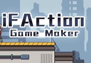 iFAction Game Maker Steam CD Key