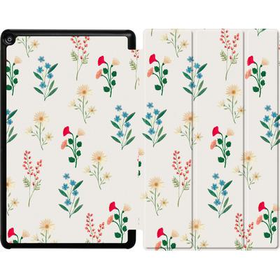 Amazon Fire HD 10 (2018) Tablet Smart Case - Leafy Green von Iisa Monttinen