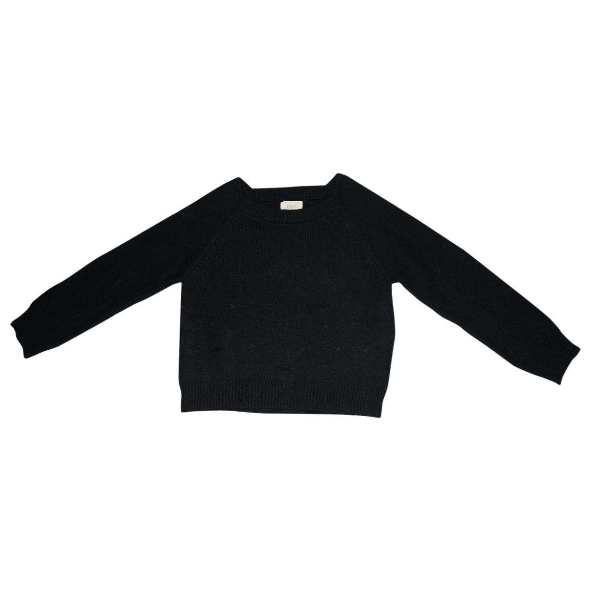 Ba&sh \N Black Wool Knitwear for Women 1 0-5