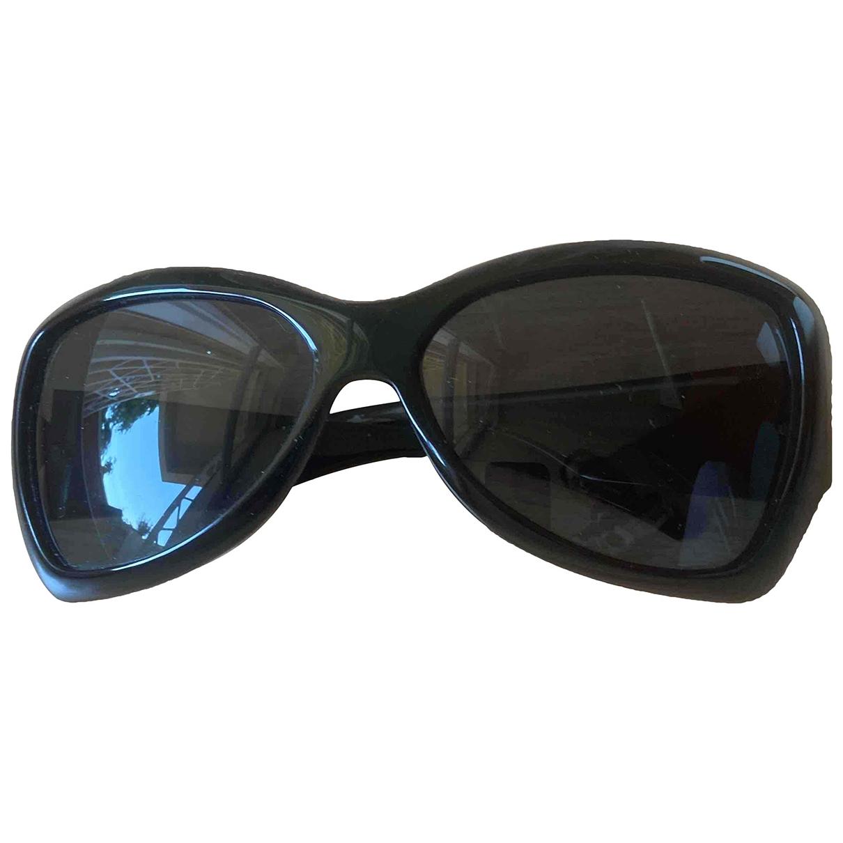 Yves Saint Laurent \N Sonnenbrillen in  Gruen Kunststoff