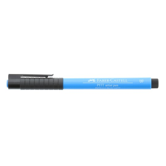 Faber-Castell® Pitt® Brush Artist Pen in 110 Phthalo Blue | Michaels®