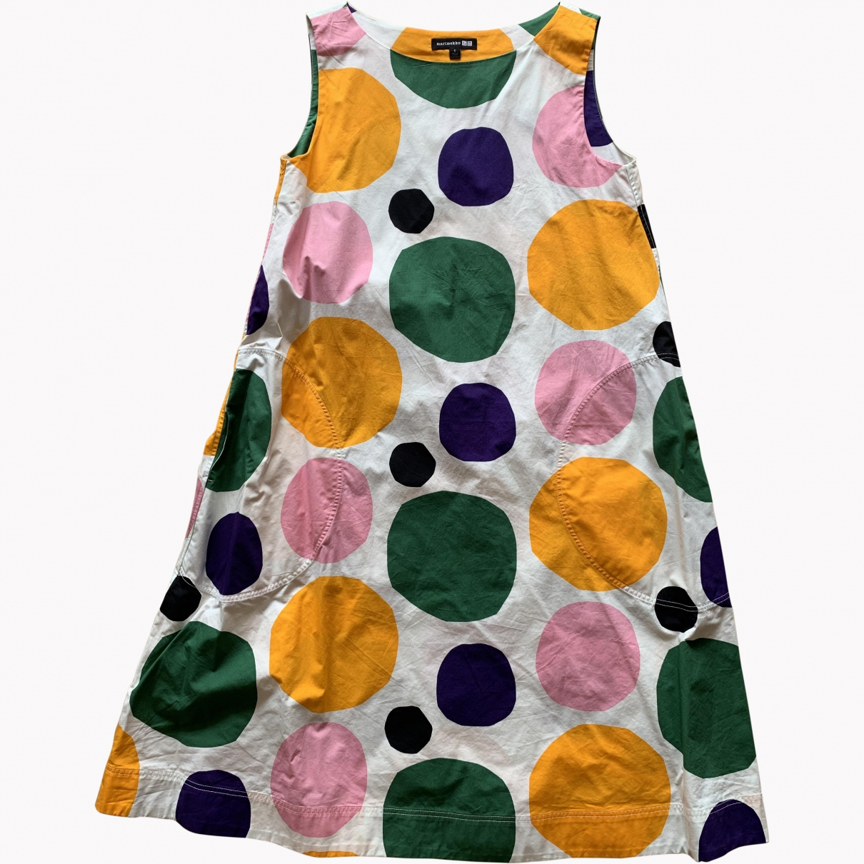 Marimekko \N Multicolour Cotton dress for Women S International