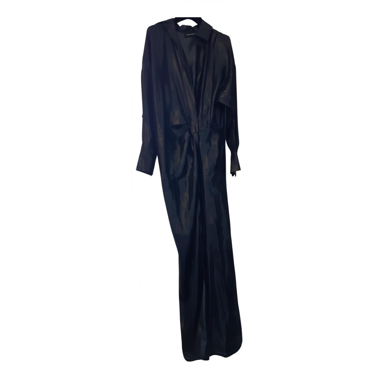 Maxi vestido Alexandre Vauthier