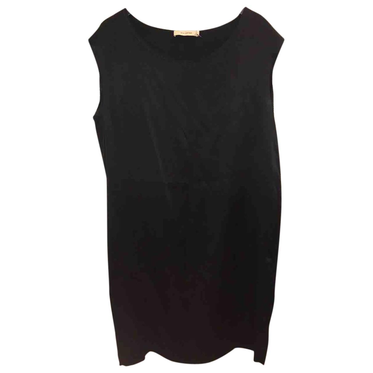 Nili Lotan \N Black Silk dress for Women 38 FR
