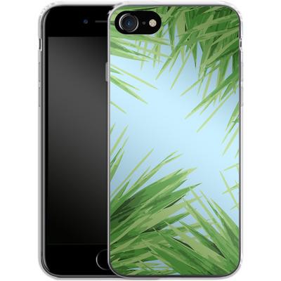 Apple iPhone 7 Silikon Handyhuelle - Aloe von Mukta Lata Barua