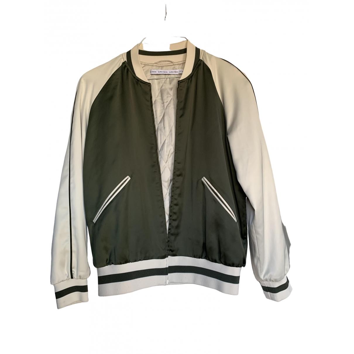 & Stories \N Green jacket for Women 34 FR
