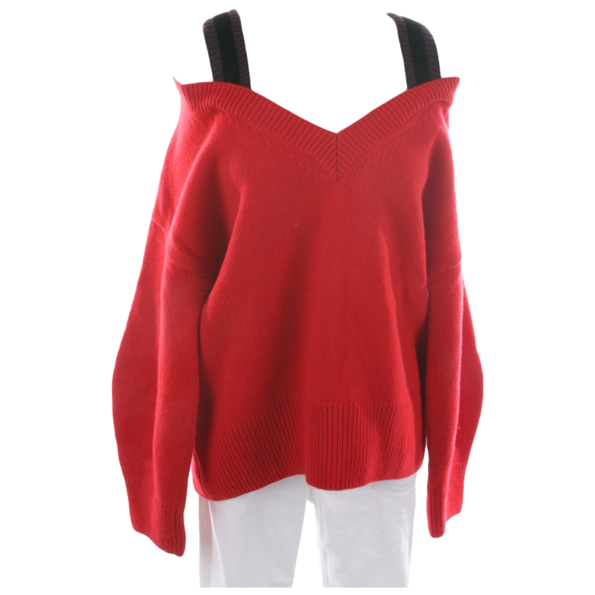 Dorothee Schumacher \N Pullover in  Rot Wolle