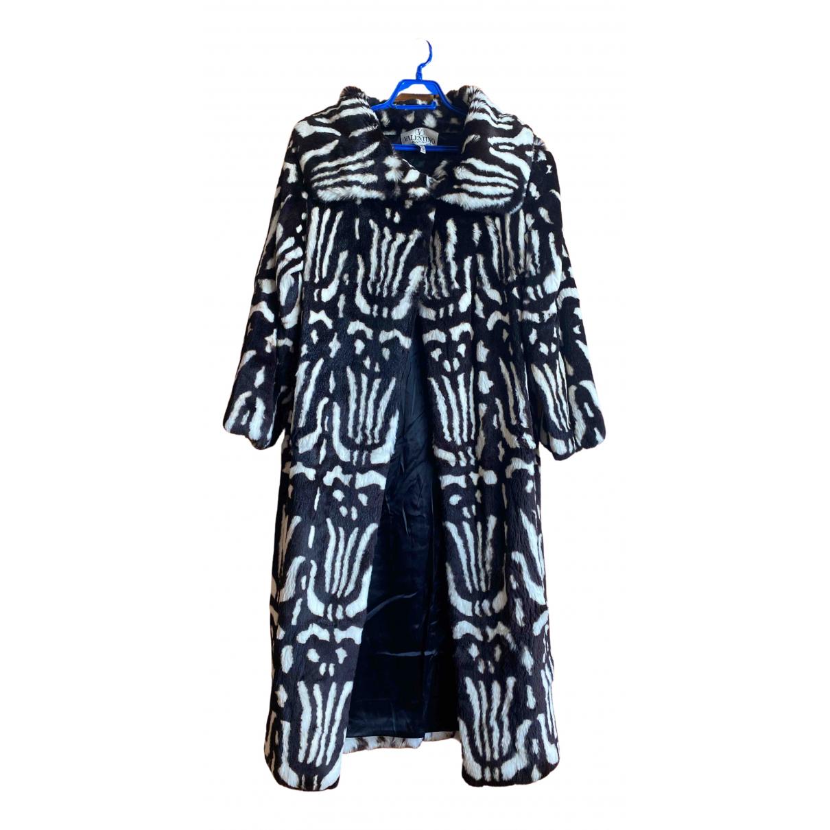 Valentino Garavani - Manteau   pour femme en lapin