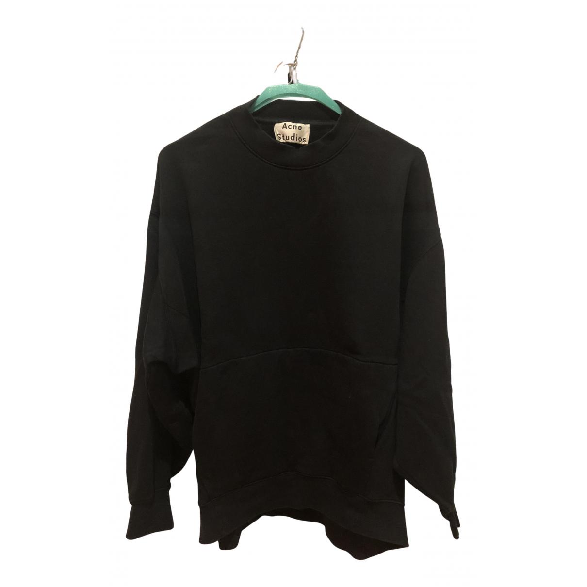 Acne Studios N Black Cotton Knitwear for Women XS International