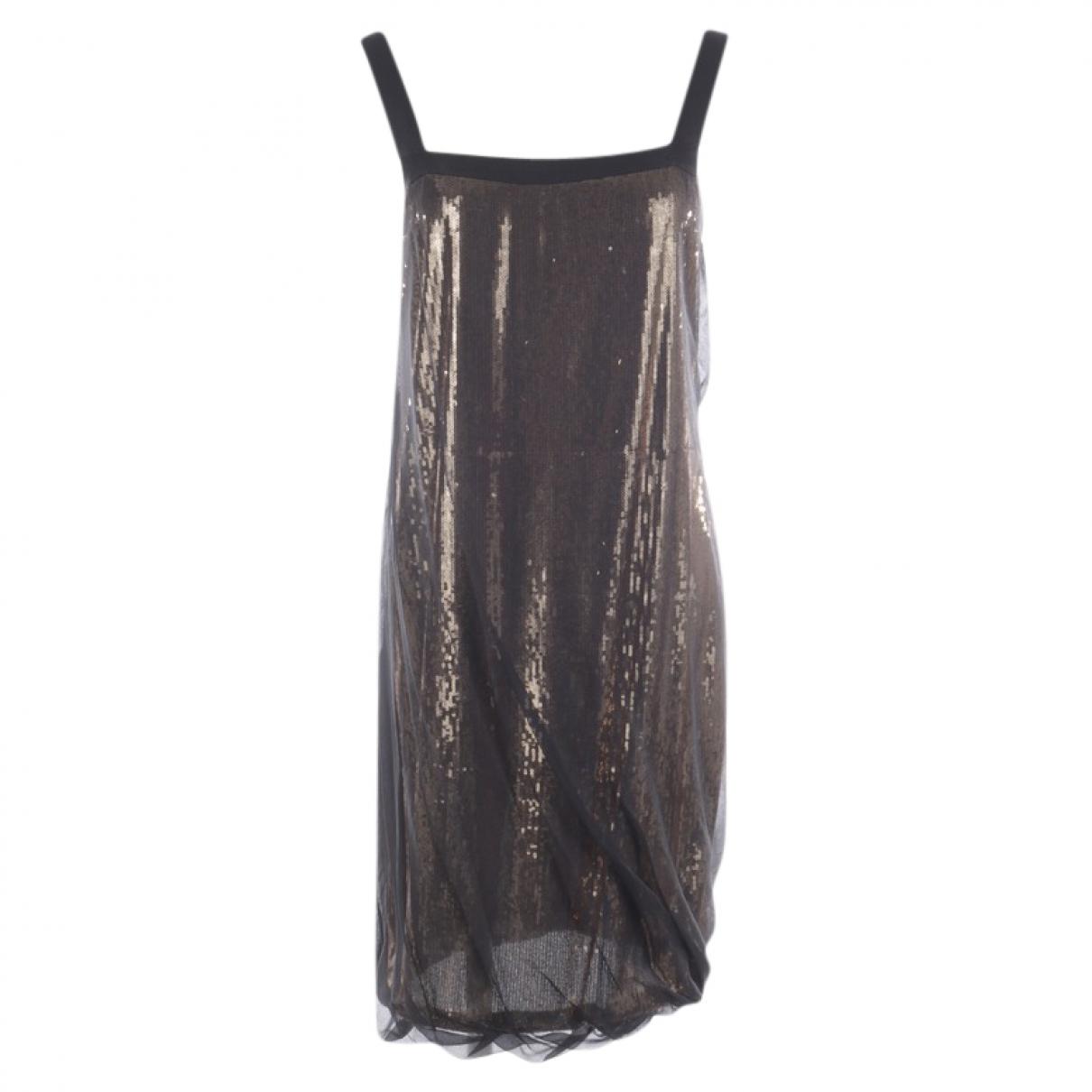 Lanvin \N Black dress for Women 38 FR