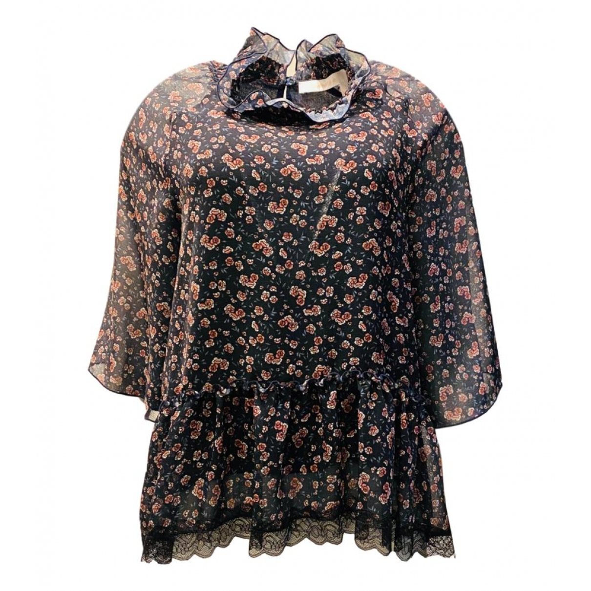 See By Chloe - Top   pour femme - multicolore
