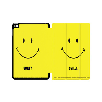 Apple iPad mini 4 Tablet Smart Case - Smiley All Over von Smiley®