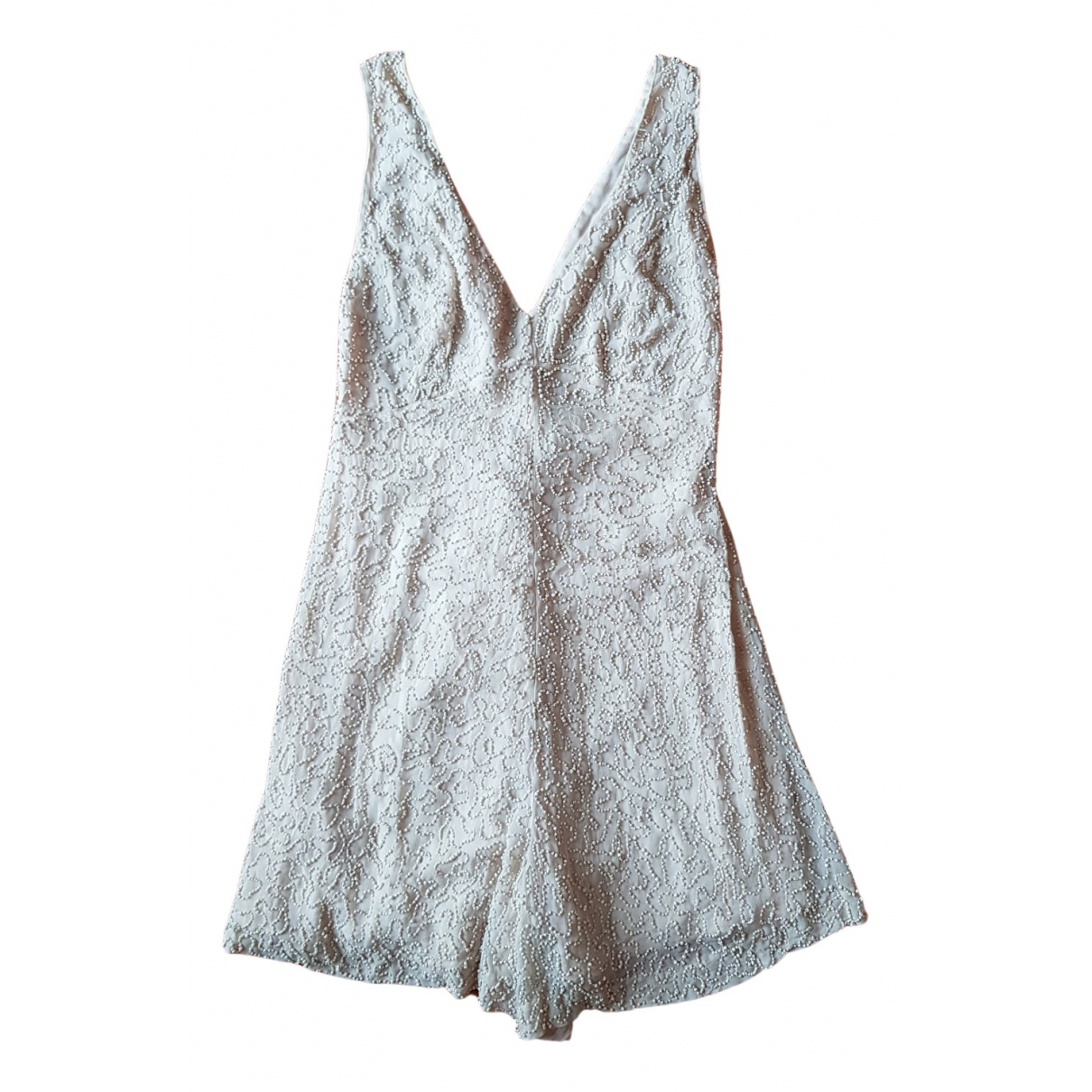 French Connection N Ecru jumpsuit for Women 12 UK