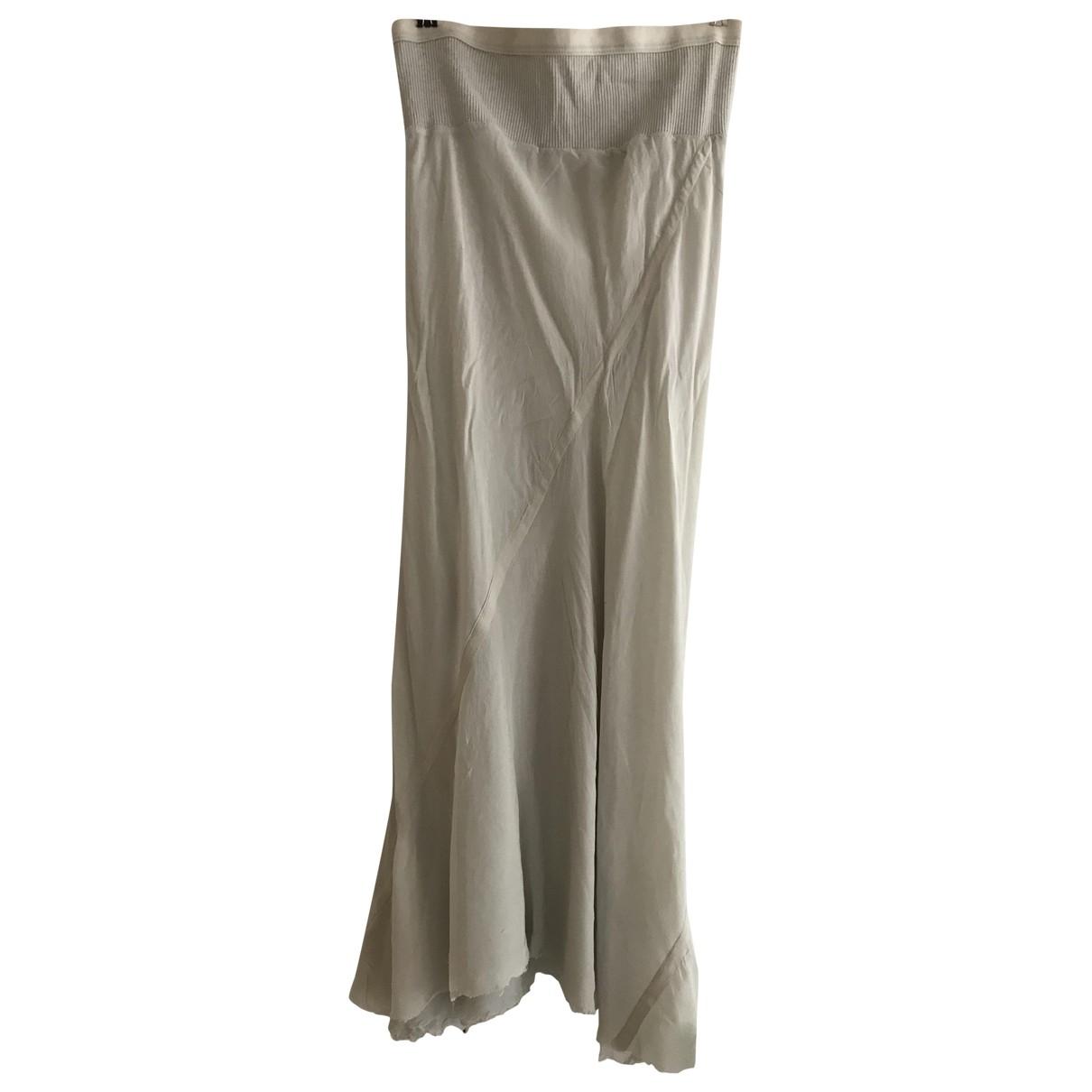 Rick Owens \N Grey dress for Women 44 FR
