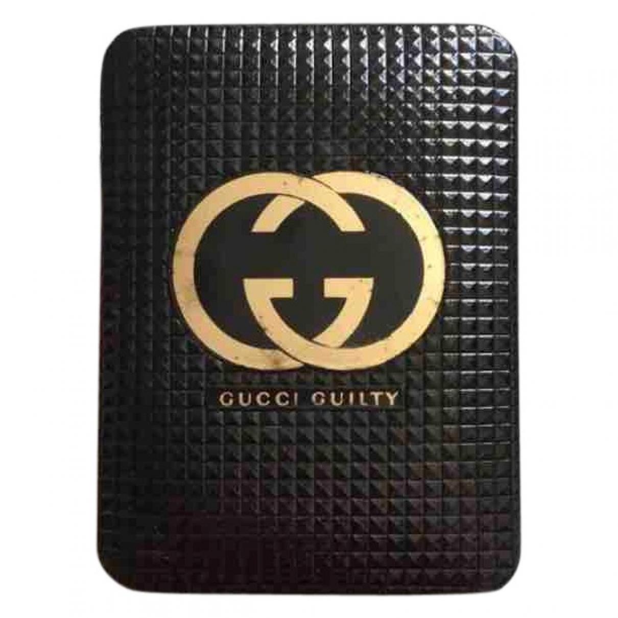 Gucci - Sac de voyage   pour femme - noir