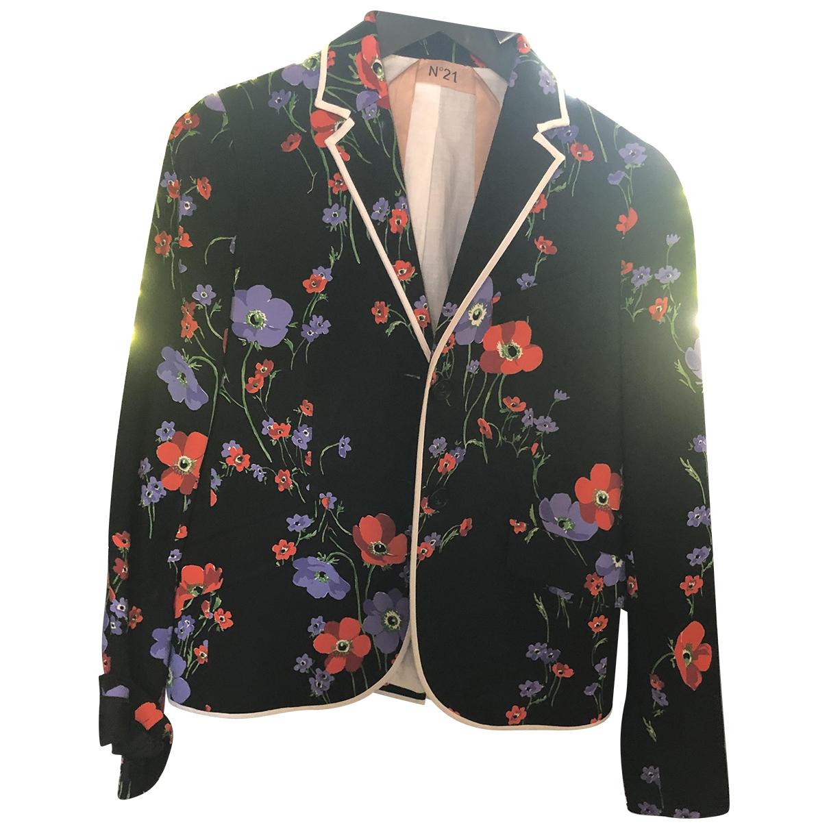 N°21 \N Black jacket for Women 40 IT