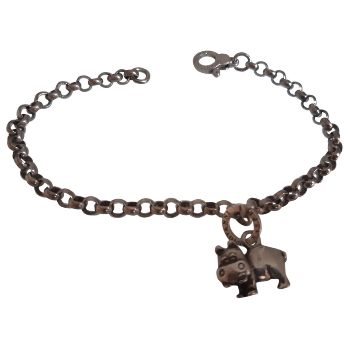 Giovanni Raspini - Bracelet   pour femme en argent - argente