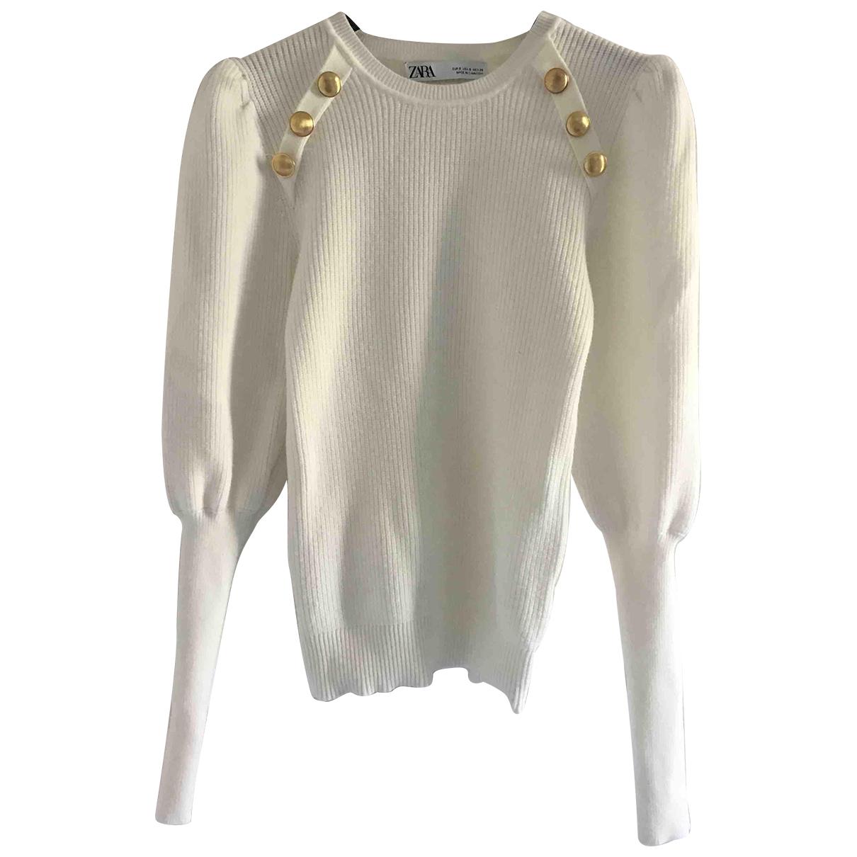 Zara N White Knitwear for Women S International