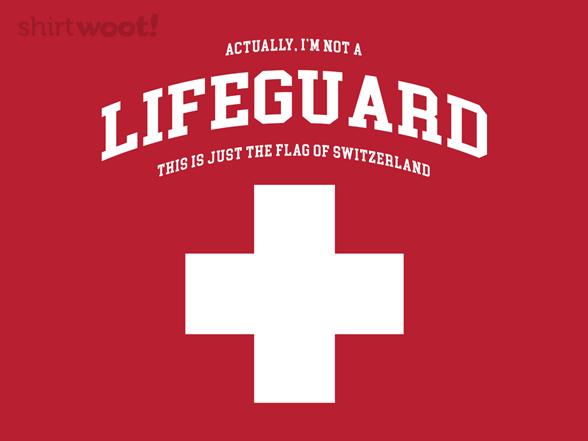Lifeguard T Shirt