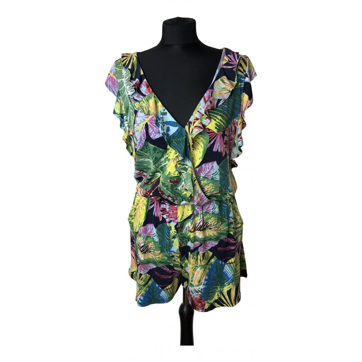 Bcbg Max Azria - Combinaison   pour femme en coton - multicolore