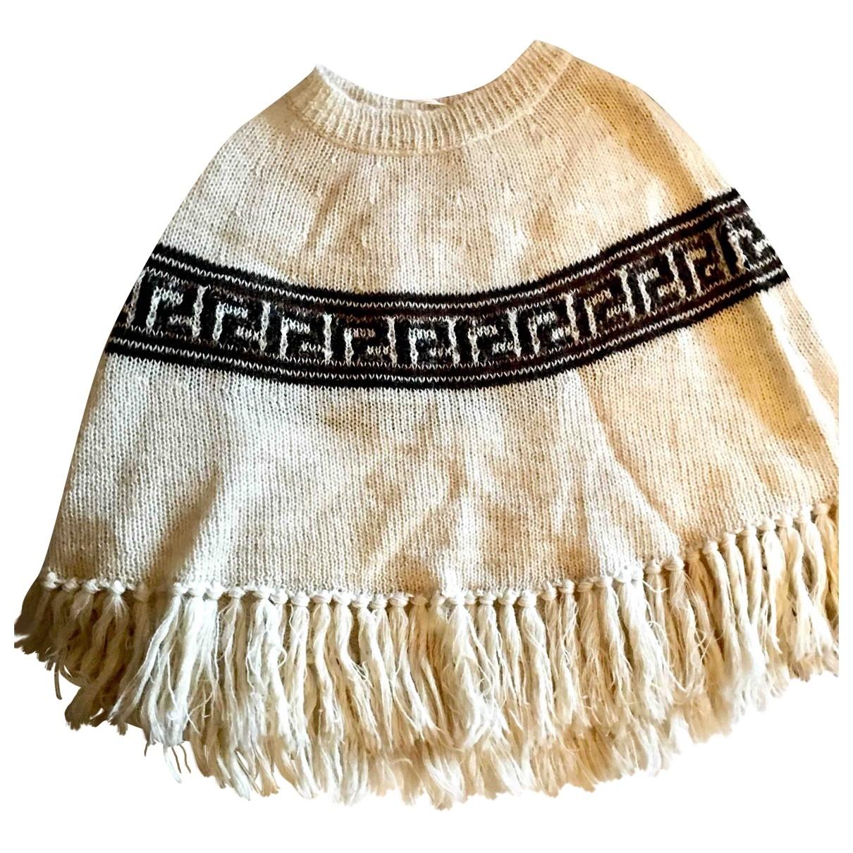 Isabel Marant Etoile - Pull   pour femme en laine - ecru