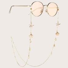 Schale & Sternfisch Decor Brillenkette