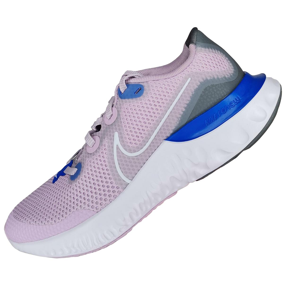 Nike N Pink Cloth Trainers for Women 36.5 EU