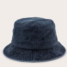 Sombrero cubo simple de hombres