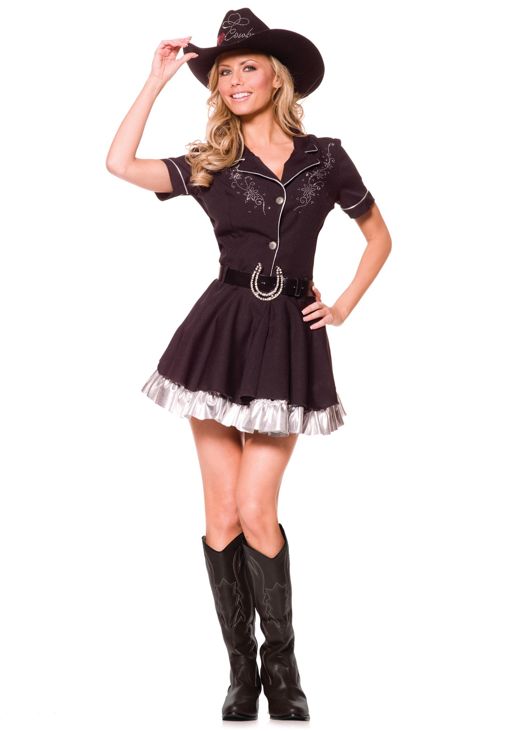 Rhinestone Cowgirl Costume   Country Girl Costume