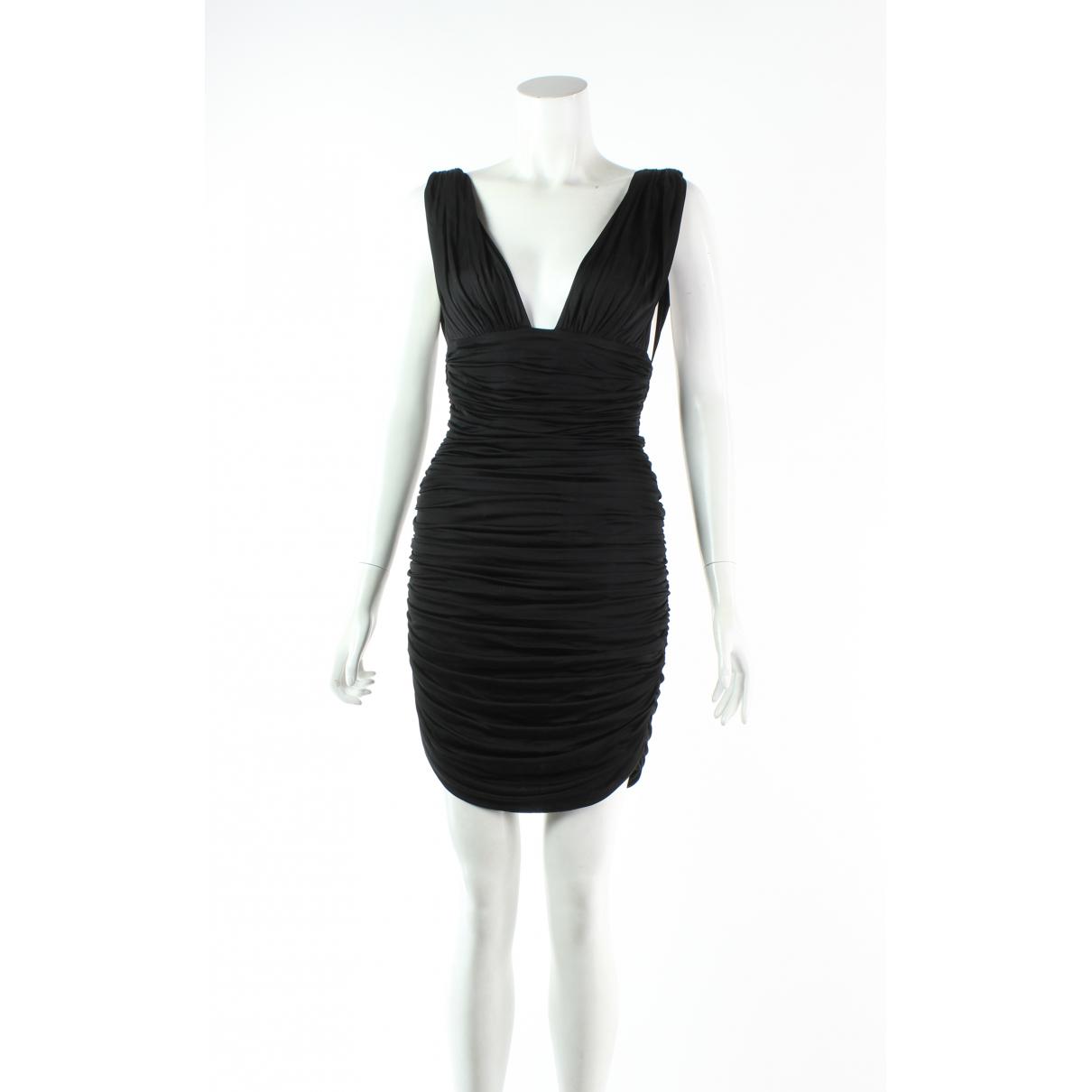 Balmain N Black dress for Women 36 FR