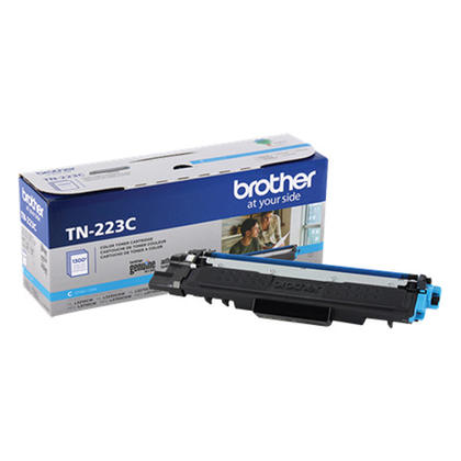 Brother TN223C cartouche de toner originale cyan