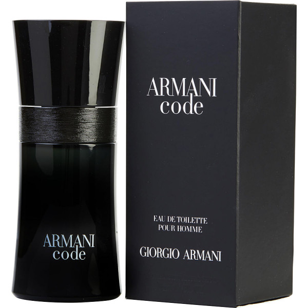 Armani Code - Giorgio Armani Eau de toilette en espray 50 ML